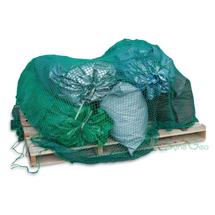 ゴミステーションの鳥獣防止と屋外放置荷物の保護にも