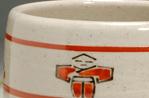 奈良絵 夫婦湯呑アップの写真