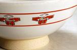 奈良絵 夫婦茶碗Aアップの写真