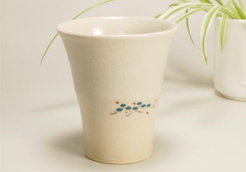 奈良絵 ビアカップ写真03