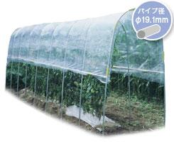 雨よけハウス A-17商品画像