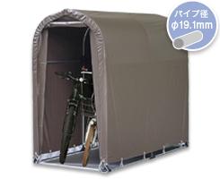 サイクルハウス 2台用-SB/SN3型
