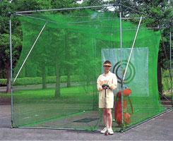 大型据置タイプ ゴルフ練習ネットGN-3060
