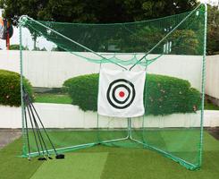 折り畳みタイプ(開閉移動型)ゴルフ練習ネットGT-700