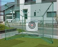 標準タイプ(据置型)ゴルフ練習ネットGT-200