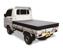 トラックシート(軽トラック用)TS-10 KLBK(ブラック)