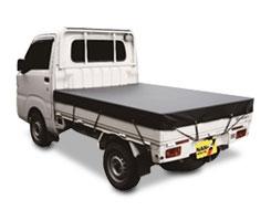 トラックシート(軽トラック用)TS-10(ブラック)