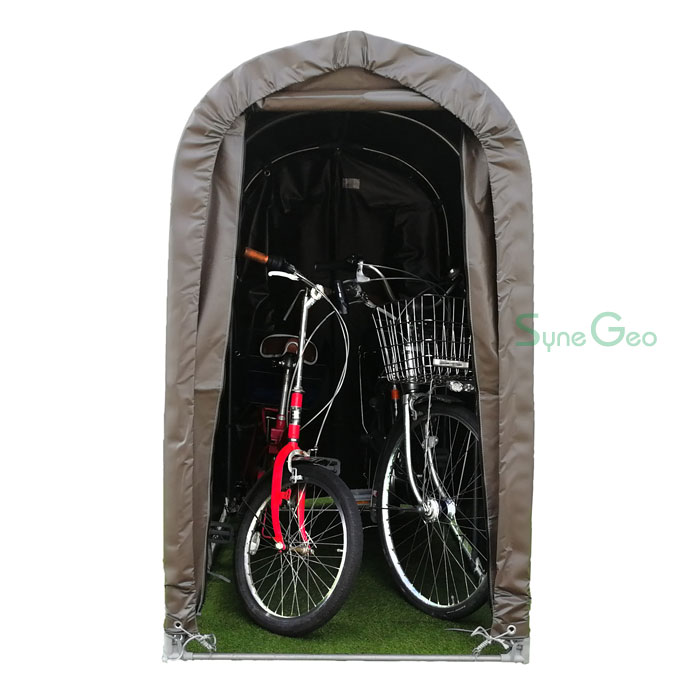 自転車2台収納