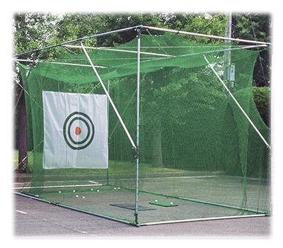 大型BOXタイプ ゴルフ練習ネット GN-3060
