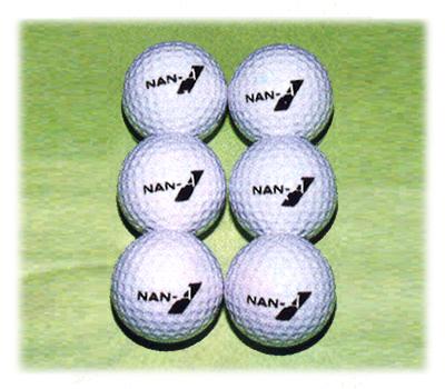追加オプション ゴルフ練習ボール