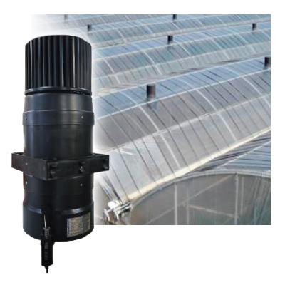 無動力自動換気扇 空動扇
